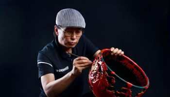 Cultural heritage masters keep traditional art alive in Beijing