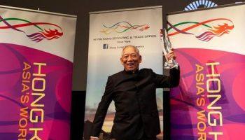 Legendary Chinese Kung Fu choreographer Yuen Woo-ping receives lifetime achievement award in NYC